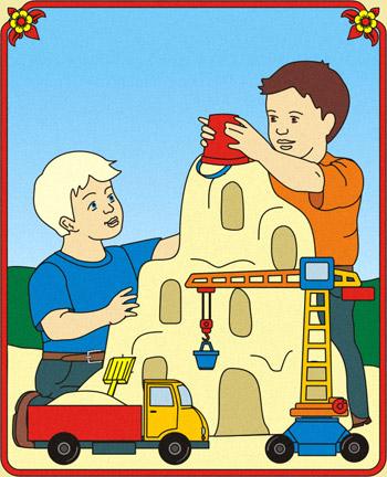 Стихи про строительство дома